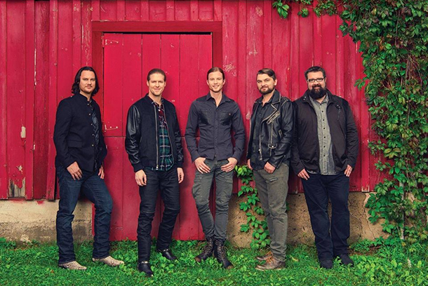 In The Spotlight: A Discussion With Country Vocal Band Home Free