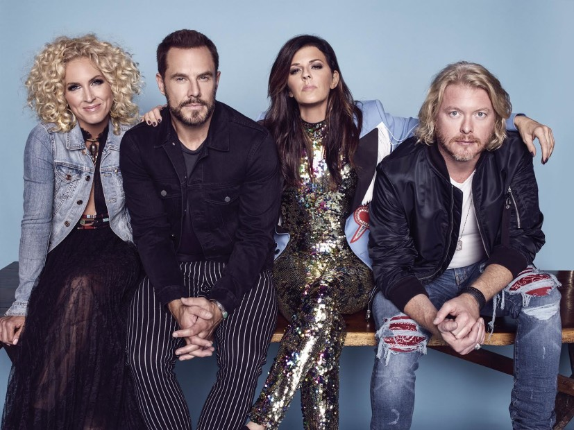"Album Review: Little Big Town - ""The Breaker"""