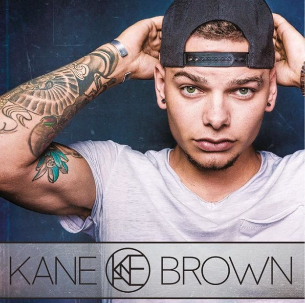 "Album Review:  Kane Brown - ""Kane Brown"""