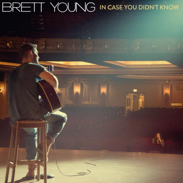 "Brett Young - ""In Case You Didn't Know"""