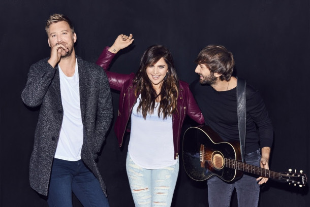Lady Antebellum Release New Single; Announce New Album