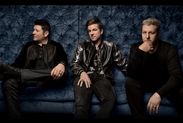 "Rascal Flatts ""Back To Us"" Tracklist & Cover Art"