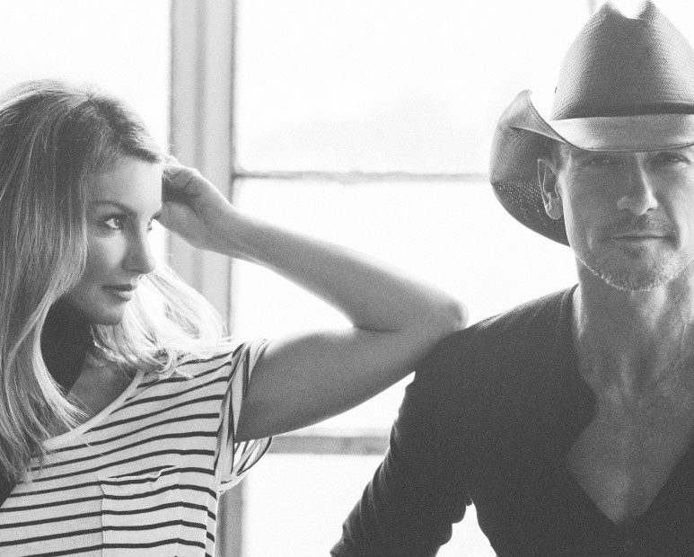 Breaking News: Tim And Faith's Duets Album is on the way!