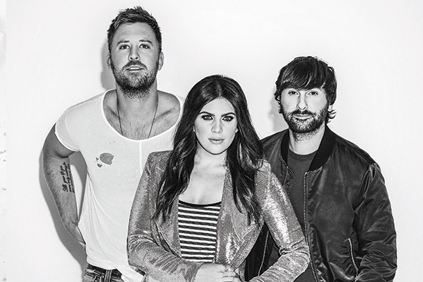 "Album Review: Lady Antebellum - ""Heart Break"""
