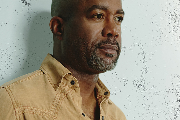 "Darius Rucker announces ""When Was The Last Time"""