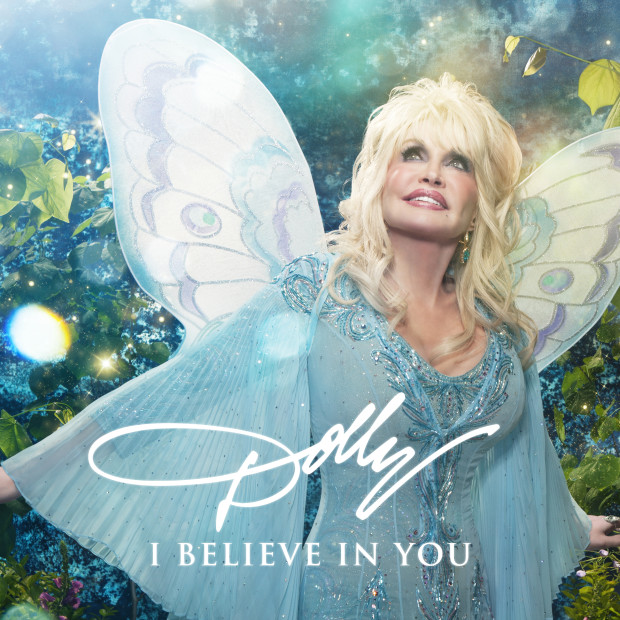 "Dolly Parton ""I Believe In You"" Tracklist & Cover Art"
