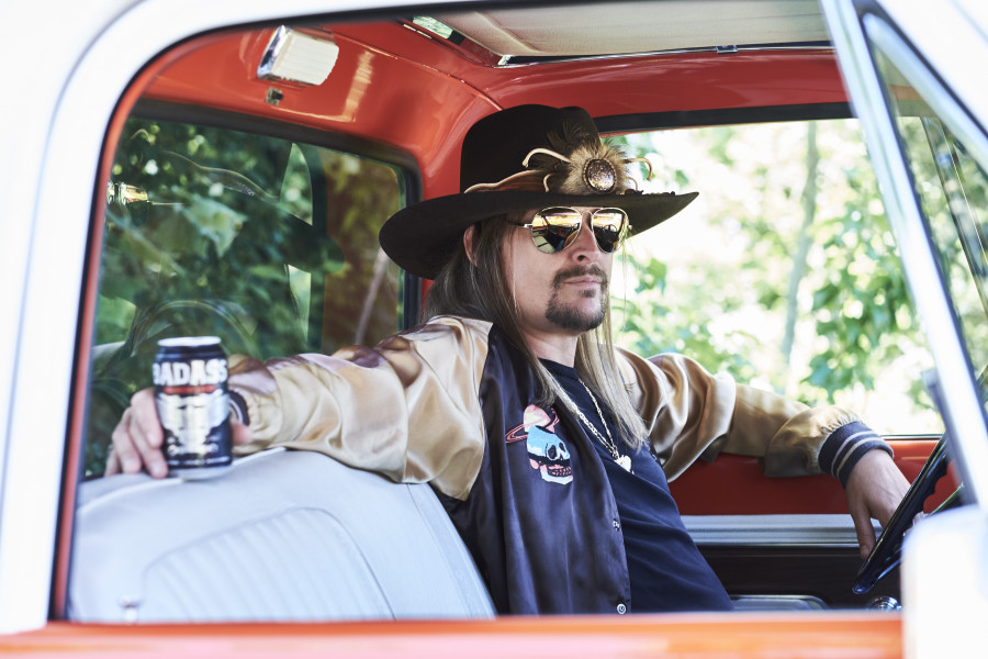"Kid Rock Announces ""Sweet Southern Sugar"" Album and New Tour"