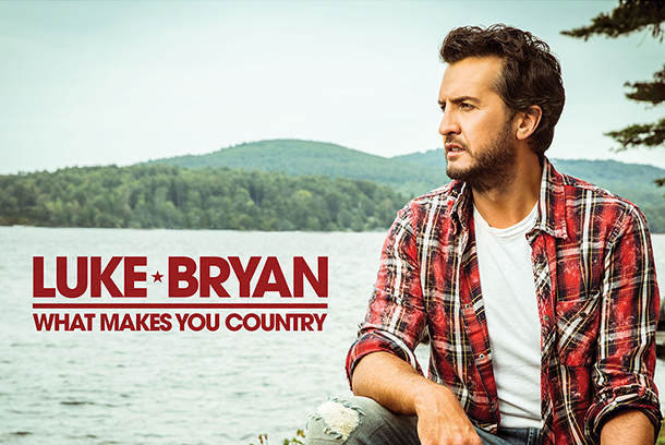 "Album Review: Luke Bryan - ""What Makes You Country"""