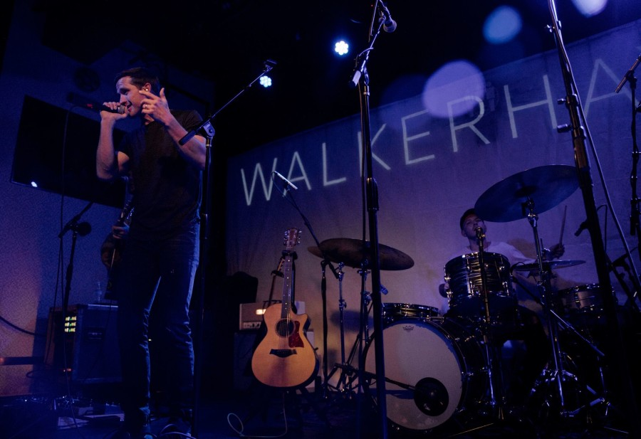 "Walker Hayes Scores First Gold Record ""With You Broke Up With Me"""