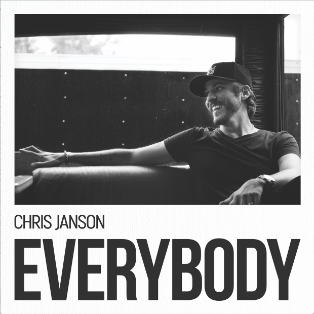 "Chris Janson To Release ""Good Vibes"" February 8, 2019"