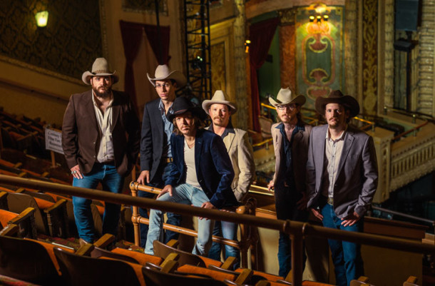 """Album Review: Mike And The Moonpies - """"Steak Night At The Prairie Rose"""""""