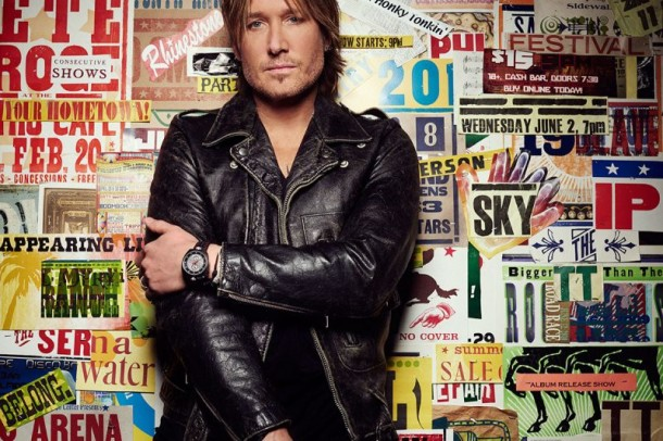 "Album Review: Keith Urban - ""Graffiti U"""