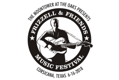 Inaugural Frizzell & Friends Music Festival in Corsicana, Texas Announced