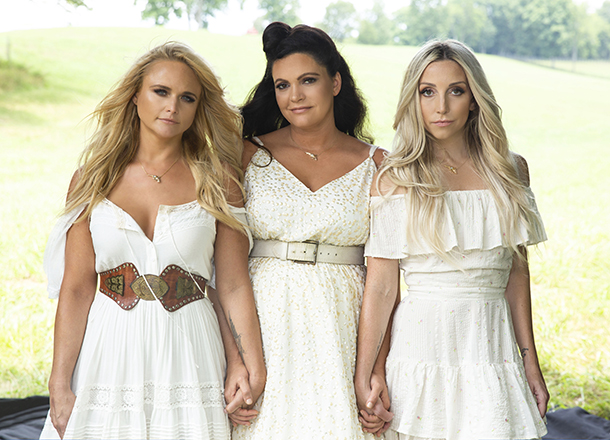 "Tracklist & Cover Art: Pistol Annies - ""Interstate Gospel"""