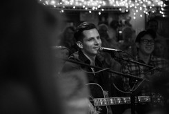 Devin Dawson Debuts at Bluebird; Ed Sheeran Guests During Round