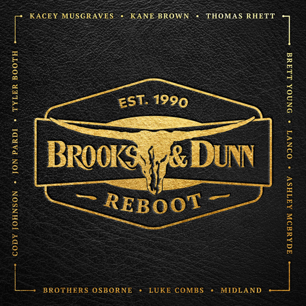 "Brooks & Dunn Return; Announce ""Reboot,"" A Duets Album"