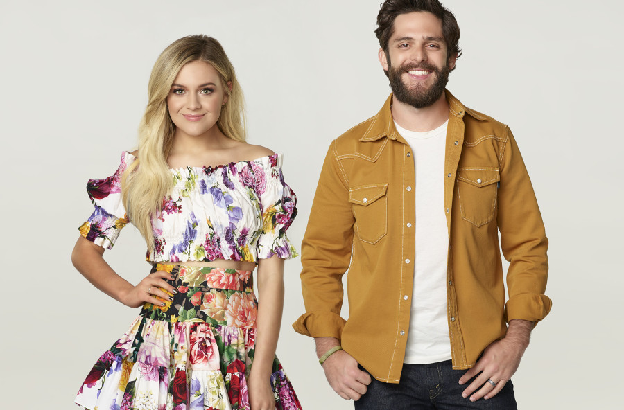 Thomas Rhett, Kelsea Ballerini return to host CMA FEST TV Program