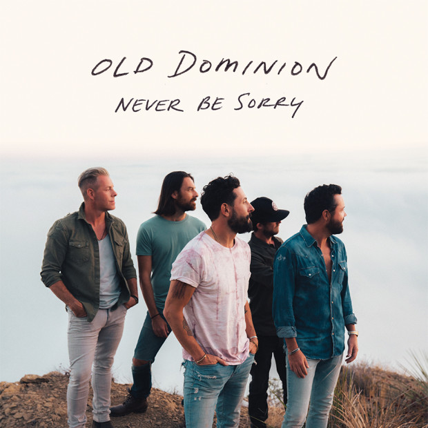 "Old Dominion Release ""Never Be Sorry"""