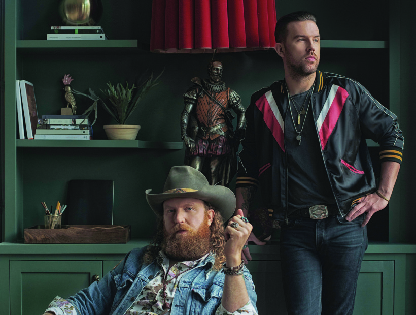 "Brothers Osborne to release ""Live At The Ryman"" in October"