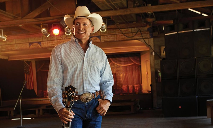 "Album Review: George Strait - ""Honky Tonk Time Machine"""