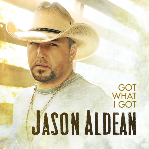 "Jason Aldean announces new single ""I Got What I Got"""