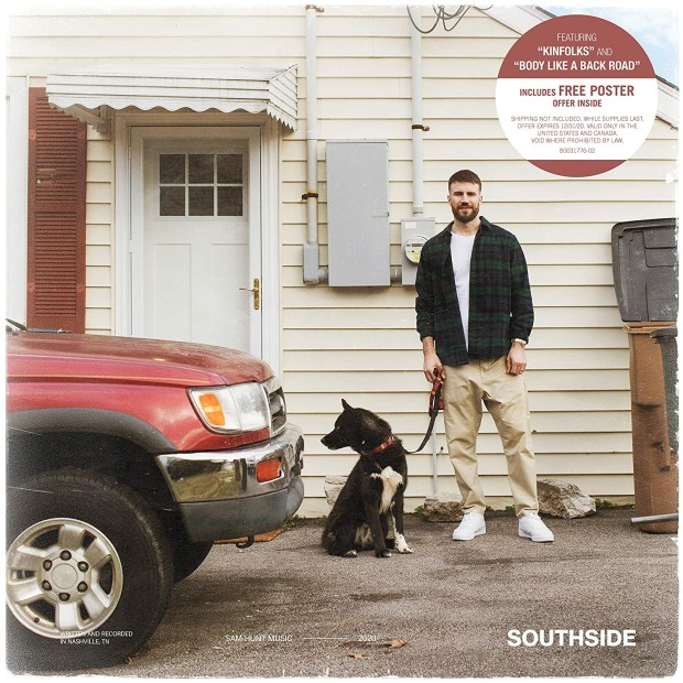 "Album Review: Sam Hunt - ""Southside"""