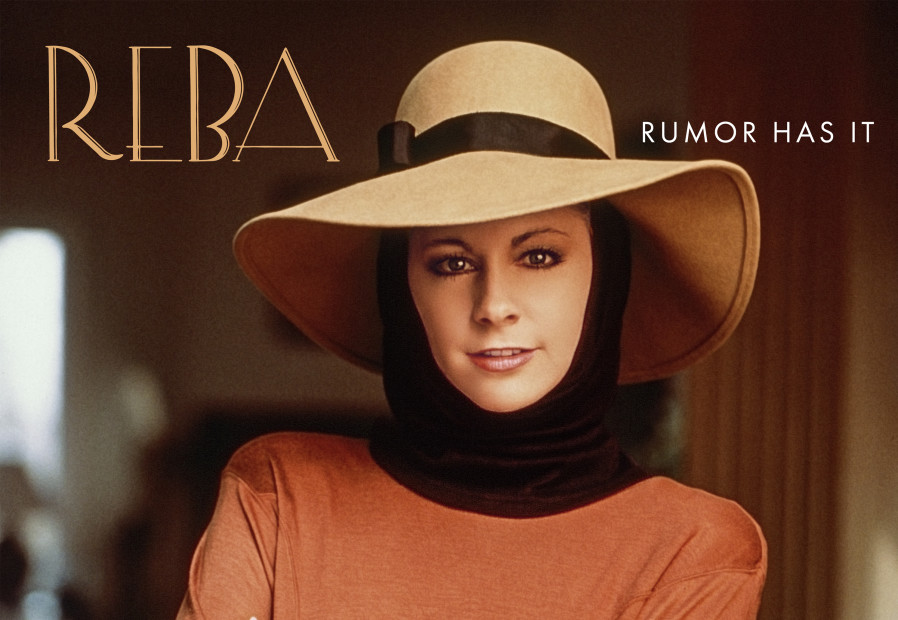 "Reba McEntire Announces 30th Anniversary ""Rumor Has It"" Release"