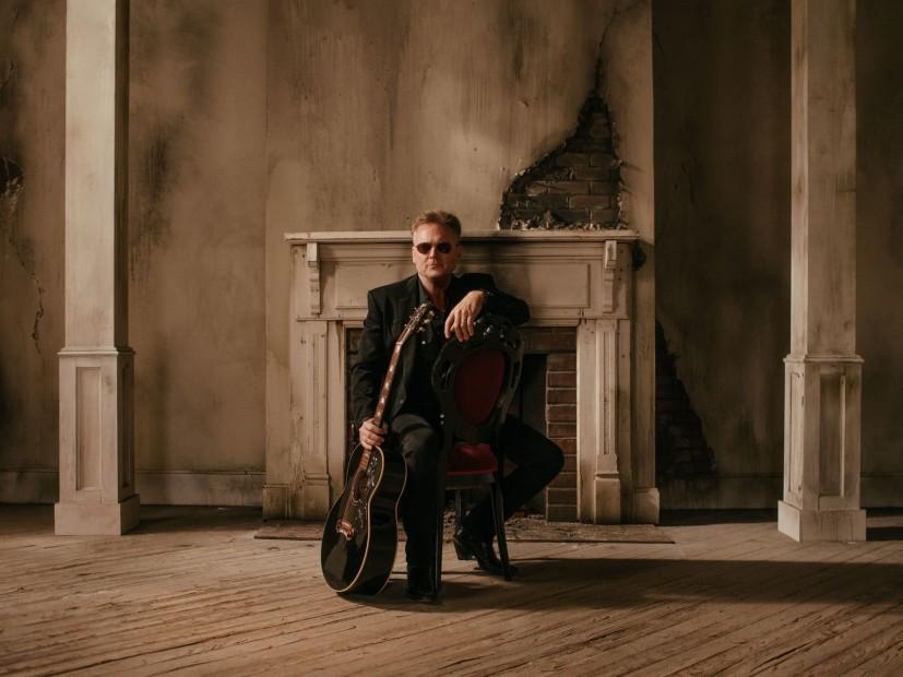"Album Review: Terry McBride ""Rebels & Angels"""