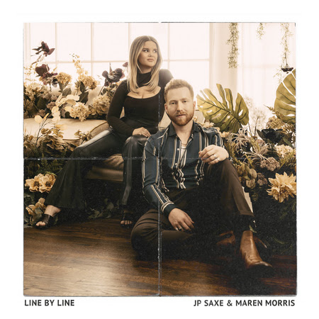 "Maren Morris Joins JP Saxe on ""Line By Line"""