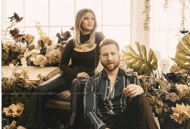 "Maren Morris Joins JP Saxe on ""Line By Line"""