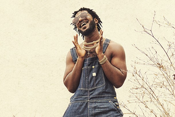 """Willie Jones Releases """"Down By The Riverside,"""" his Debut Single for Sony Music"""