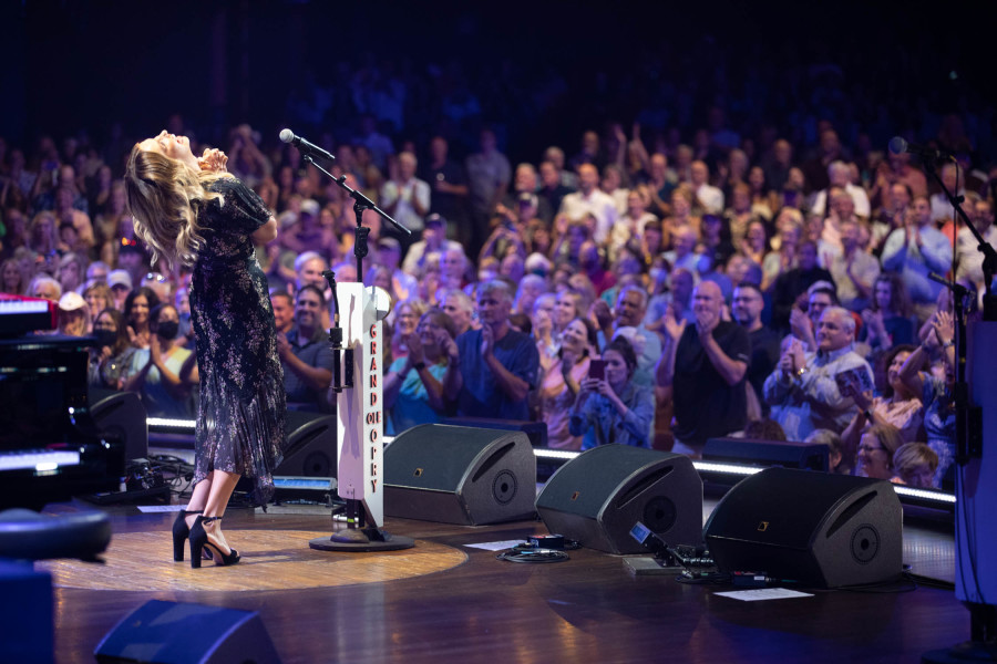 Carly Pearce Invited by Dolly Parton to Join Grand Ole Opry Cast