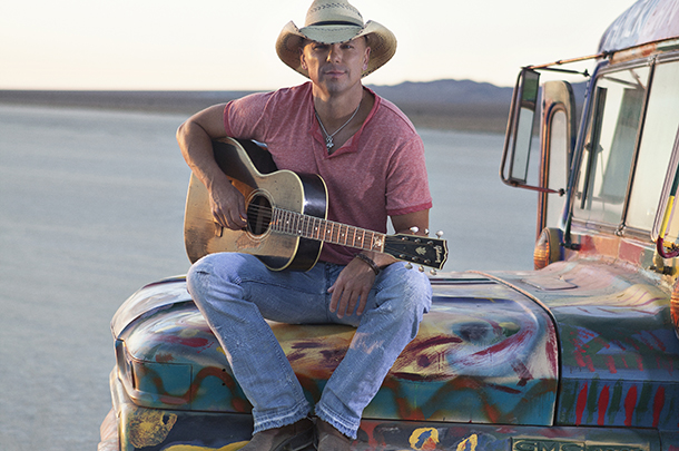 Get Ready for the Big Revival: Kenny Chesney Reveals Next Album Cover