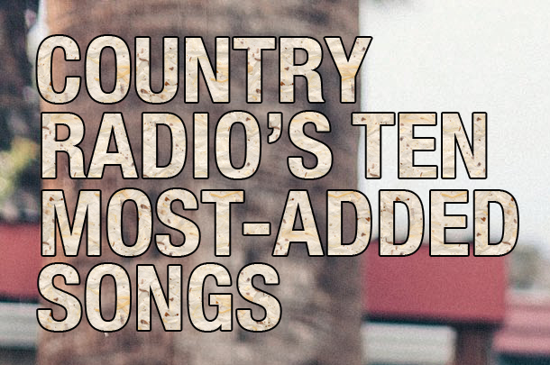 The Week's Most Added Songs At Radio: Week Of July 7, 2014
