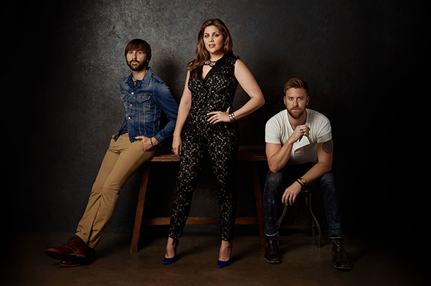 "Lady Antebellum ""747"" Tracklist & Cover Art"