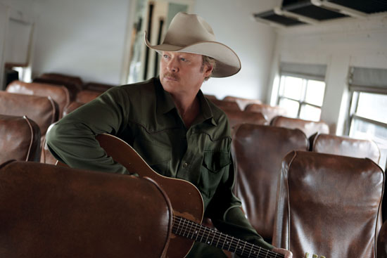"Alan Jackson ""Genuine: The Alan Jackson Story"" Tracklist & Cover Art"