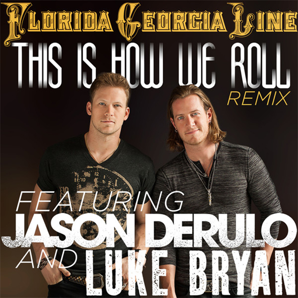 "Jason Derulo Remixes Florida Georgia Line's ""This Is How We Roll"" Single"
