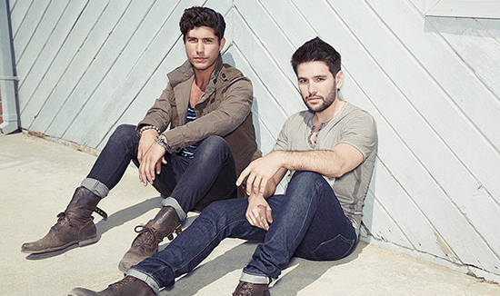 Dan + Shay Reflect on Tour With Hunter Hayes