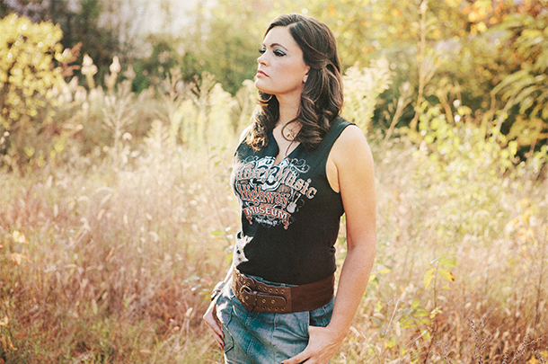 Songwriter Angaleena Presley signs Record Deal with Slate Creek Records