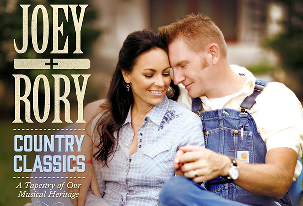 Album Review: Joey + Rory - Country Classics
