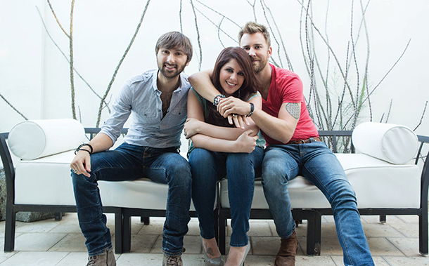 "Lady Antebellum Releases ""Bartender"" as Lead Single From Forthcoming Album"