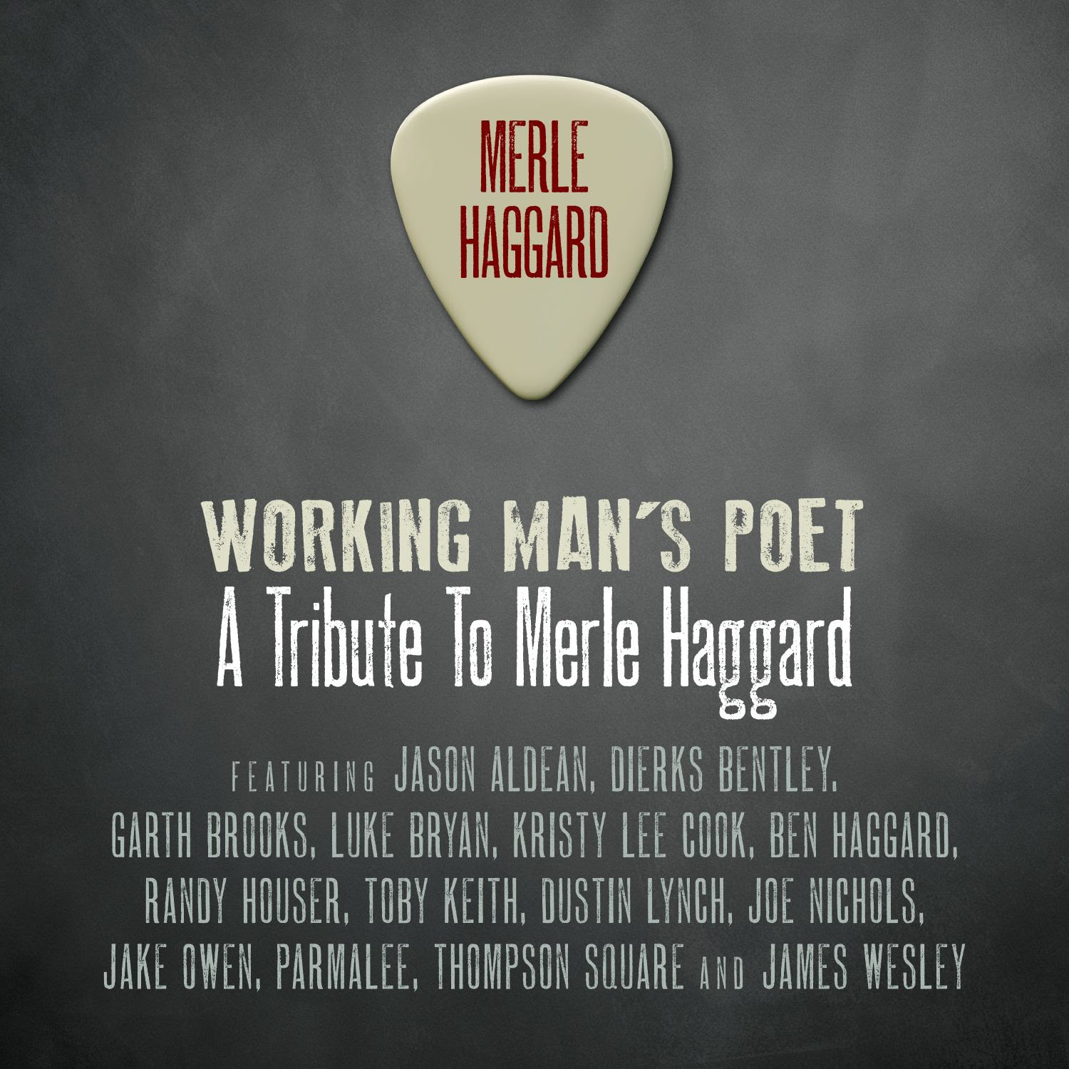 Album Review: Various Artists - Working Man's Poet: A Tribute to Merle Haggard