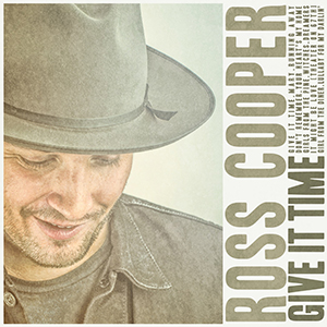 Album Review: Ross Cooper - Give It Time