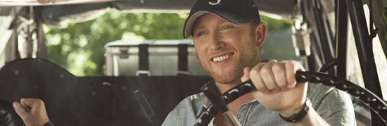 Country Chart News - The Top 30 Digital Singles - Feb 12, 2014: Cole Swindell Dominates; Scotty McCreery Hits Gold