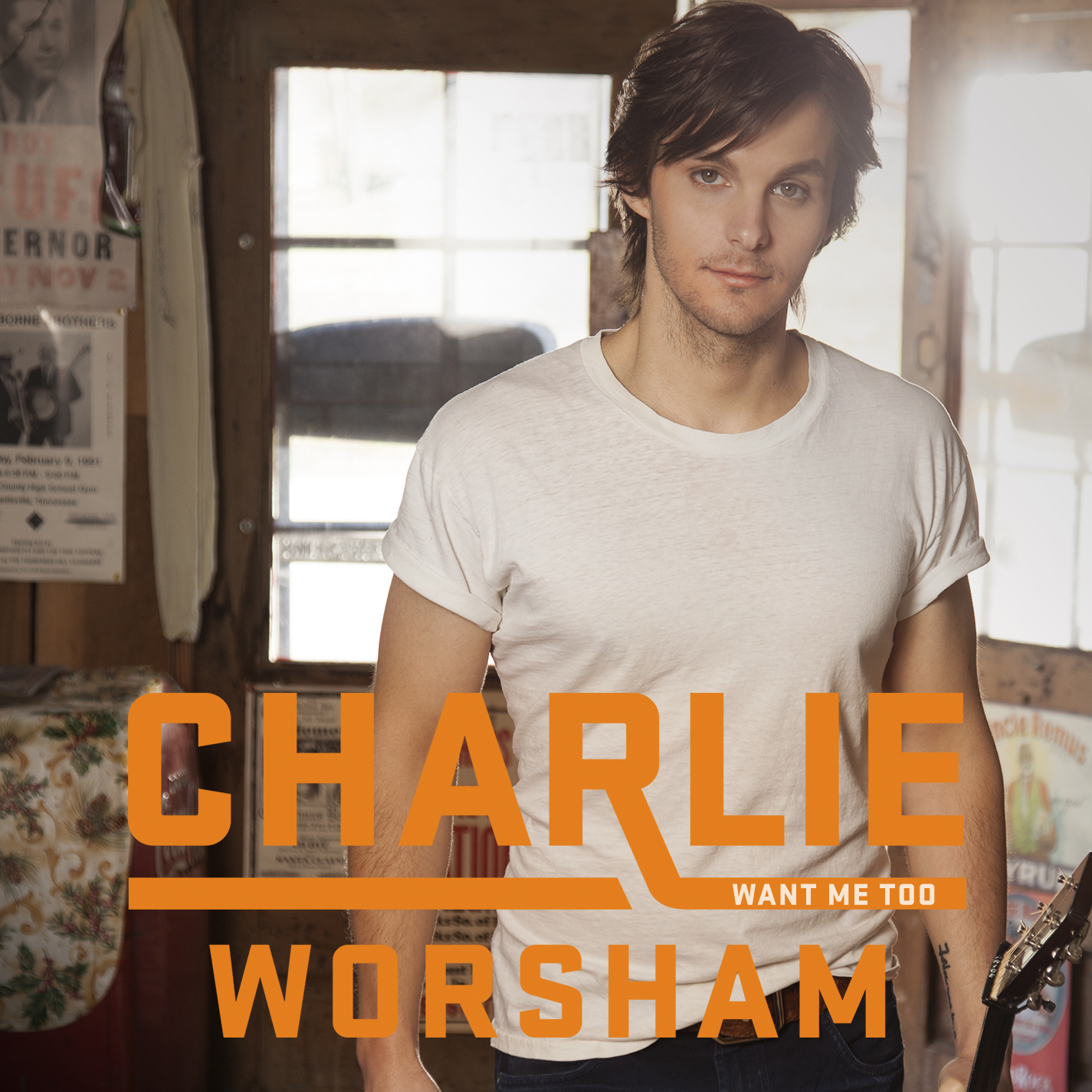 Single Review: Charlie Worsham - Want Me Too