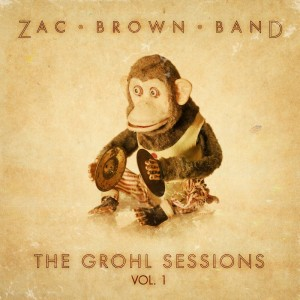 EP Review: Zac Brown Band - The Grohl Sessions, Vol 1