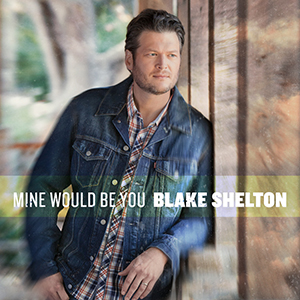 "Country Radio Chart Report - November 12, 2013: Blake Shelton Tops the Charts With ""Mine Would Be You"" For Second Week"