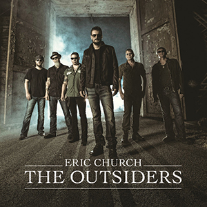 "Eric Church To Release ""The Outsiders"" Album In February, 2014"
