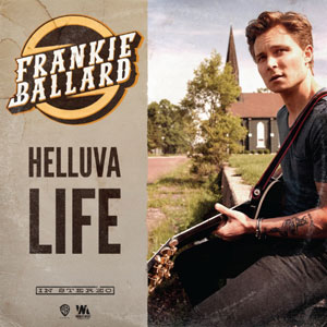Frankie Ballard Closes In On Completing Sophomore Album