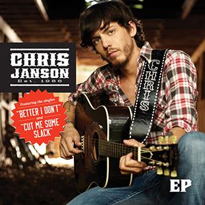 EP Review: Chris Janson - Chris Janson EP